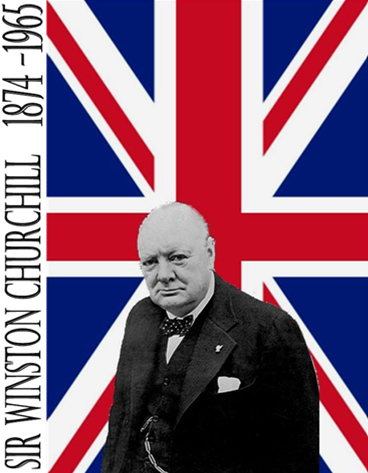 the undeterred will of sir winston churchill